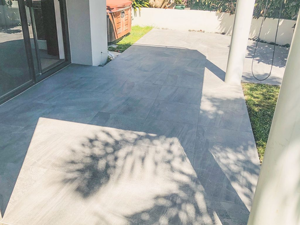 outdoor tiling auckland