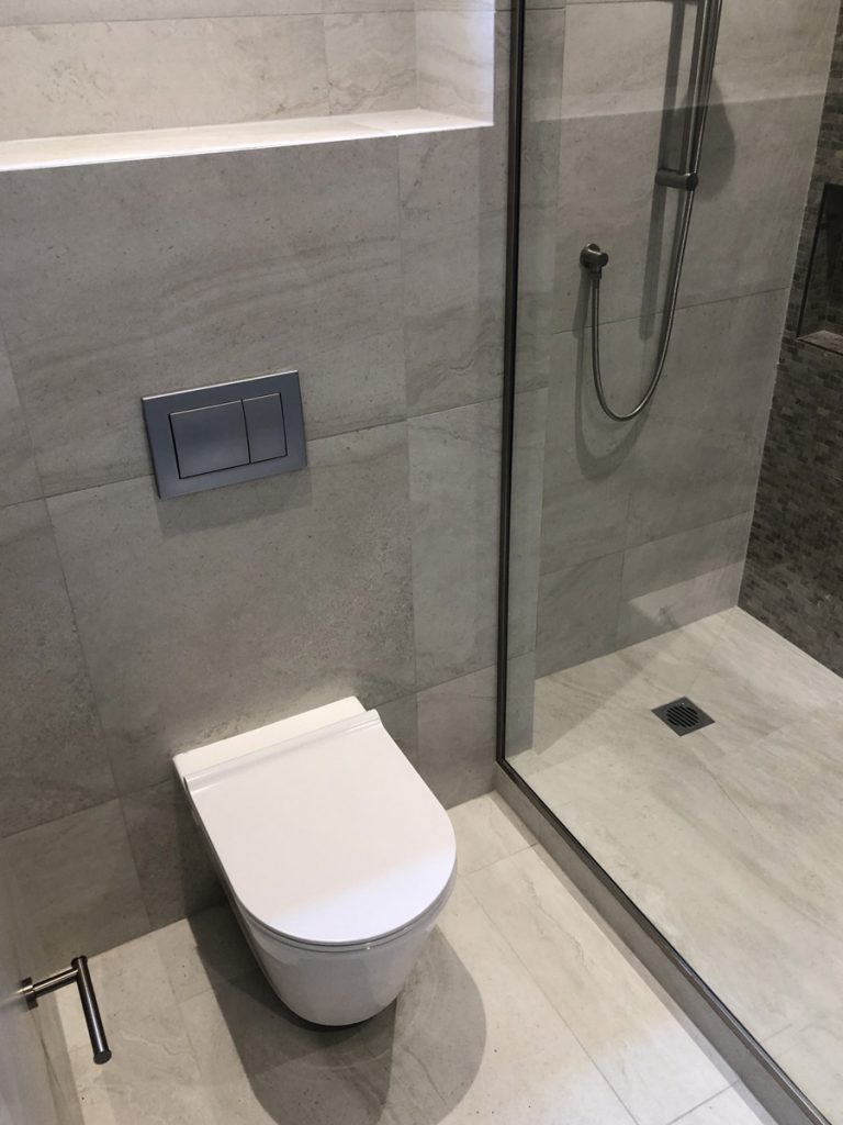 Bathroom tiling and waterproofing - Orakei, Auckland